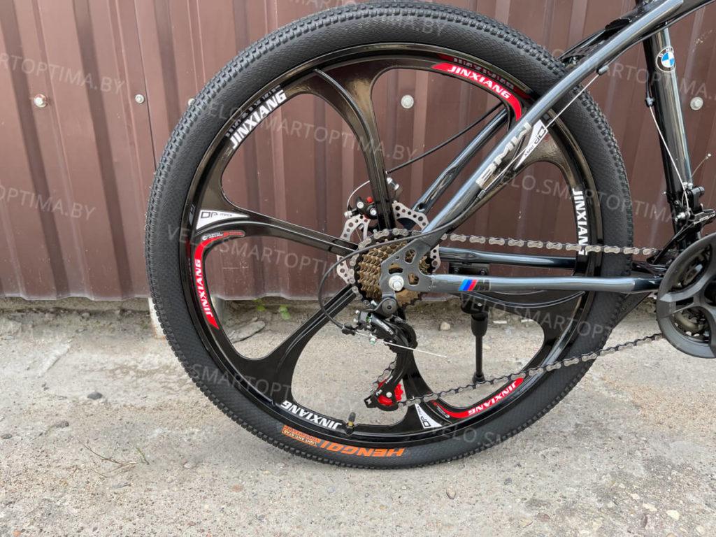Велосипеды с литыми дисками